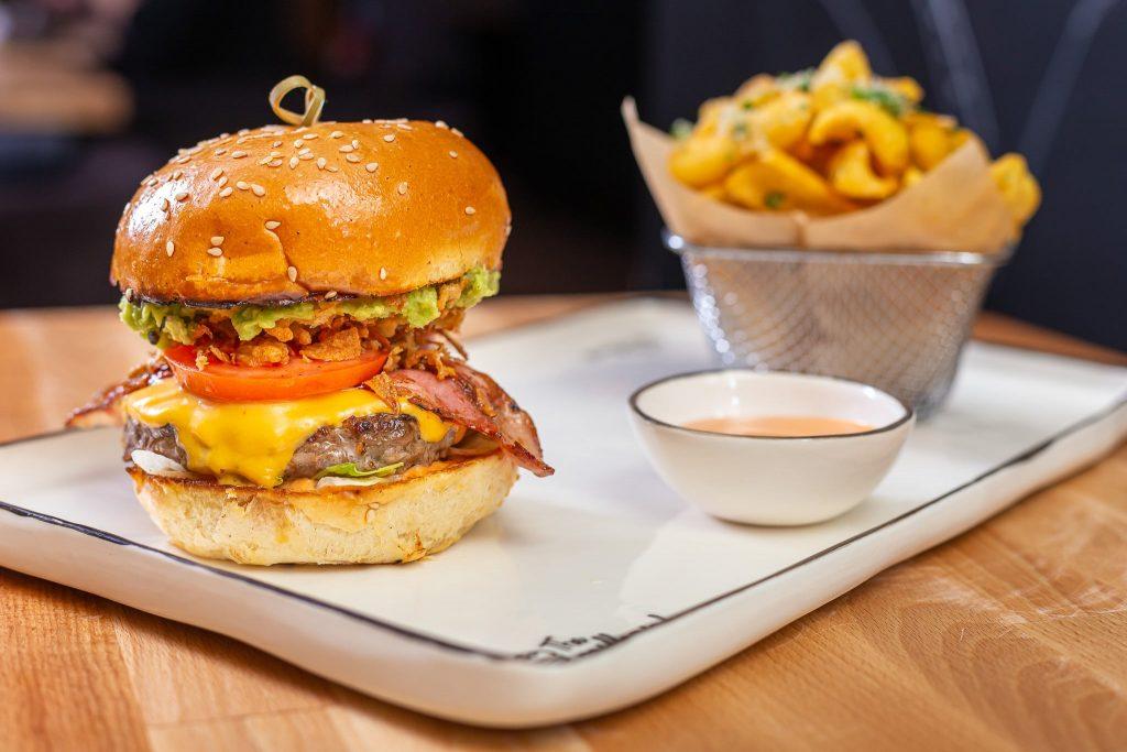 YOLO Burger 1